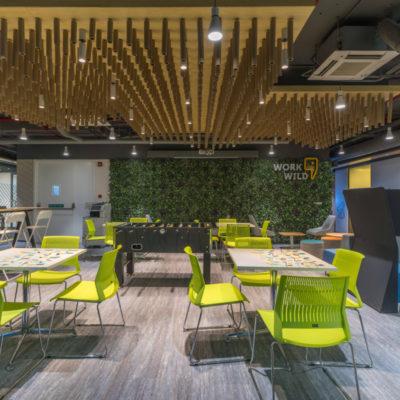 Workwild Business Center