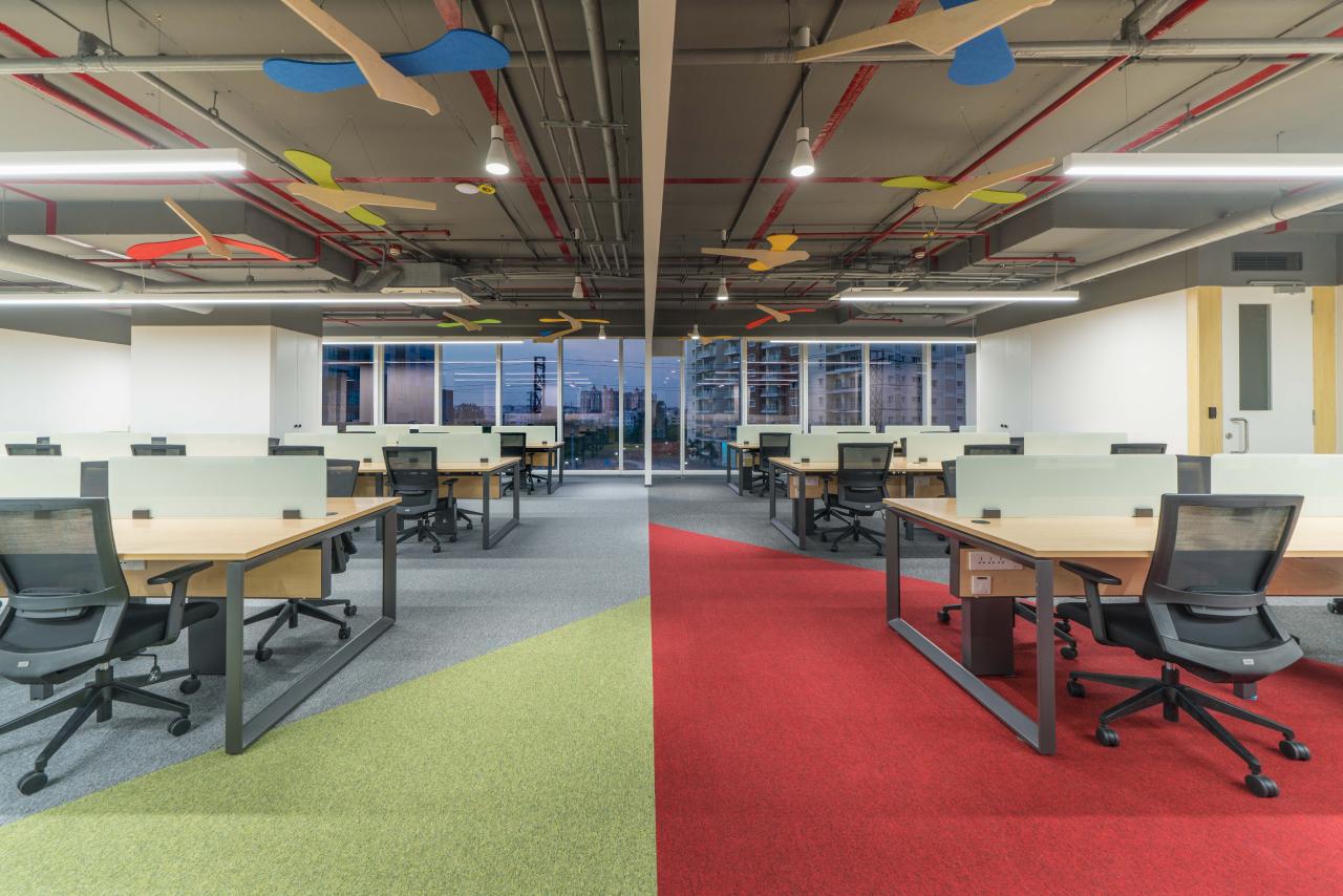 Workwild Cowork Space