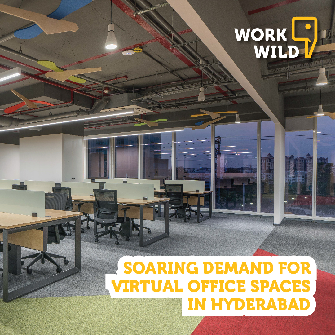 Virtual Office Spaces in Hyderabad