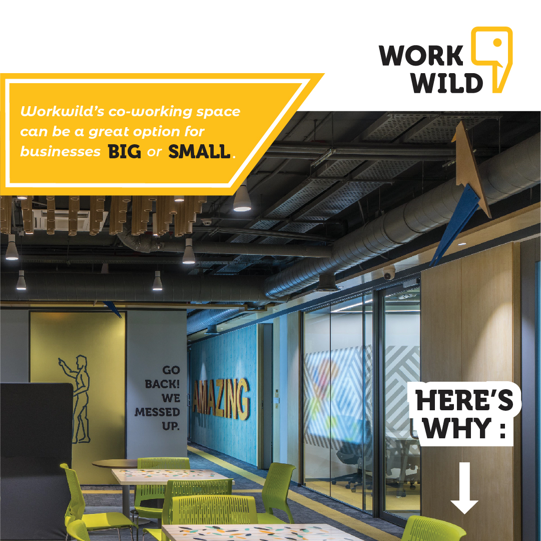 Workwild co-working space